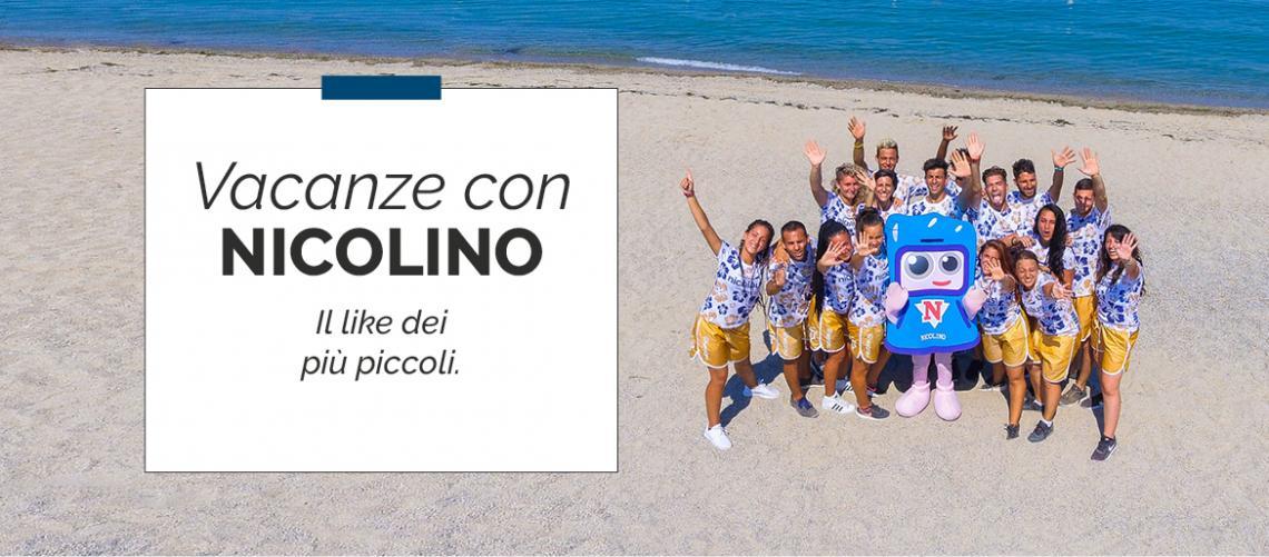 Vacanze con Nicolino