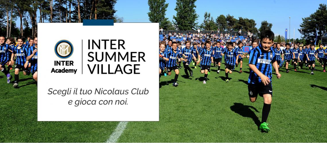 Inter Summer Village