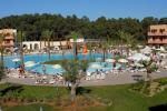Anteprima vista piscina Nicolaus Club Otium Resort