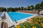 Anteprima piscina olimpionica