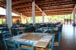 Anteprima Il ristorante all'aperto del Villaggio Torre del Faro