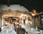 Anteprima ristorante la locanda Parco dei Principi Resort & Spa