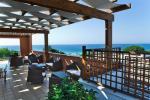 Anteprima terrazza panoramica Ravezzo Beach Hotel