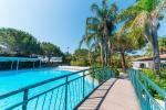 Anteprima ponticello piscina Nicolaus Club Oasis