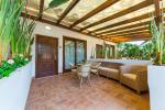 Anteprima veranda attrezzata Nicolaus Club Oasis