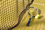 Anteprima Il campo da tennis al Villaggio Nicotera Beach