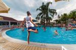 Anteprima piscina Nicolaus Club Cormorano