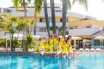 Anteprima Nicolaus Team in piscina Nicolaus Club Cormorano