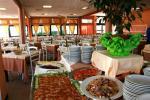 Anteprima buffet ristorante Free Beach Club