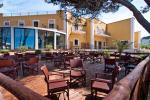 Anteprima Area relax esterno Orchidea Blu Hotel