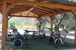 Anteprima fitness Nicolaus Club Aquilia Resort