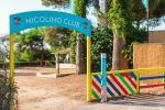 Anteprima area Nicolino club Nicolaus Club Paradise Beach