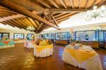 Anteprima buffet ristorante Nicolaus Club Baia dei Pini