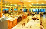 Anteprima buffet ristorante Nicolaus Club Maremonte Beach Hotel