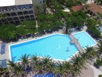 Anteprima piscina dall'alto Nicolaus Club Maremonte Beach Hotel