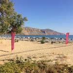 Anteprima spiaggia mare Nicolaus Club Maremonte Beach Hotel