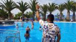 Anteprima animazione piscina Nicolaus Club Maremonte Beach Hotel