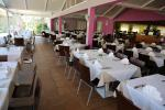 Anteprima ristorante Nicolaus Club Roc Cala'n Blanes Beach