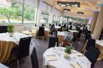 Anteprima ristorante finestra Nicolaus Club Salice Resort