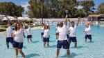 Anteprima piscina animazione Nicolaus Club Salice Resort