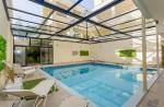 Anteprima piscina coperta nicolaus club dessole lippia golf resort