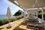Anteprima spiaggia ombrelloni nicolaus club falconara charming resort
