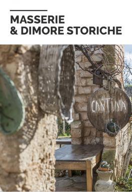 Catalogo Masserie e Dimore Storiche