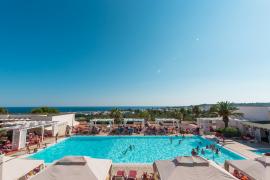 vista piscina  Nicolaus Club Messapia Resort