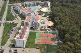 vista dall'alto villaggio Nicolaus Club Toccacielo