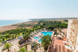 panoramica struttura Nicolaus Club Paradise Beach