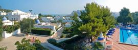 panoramica con piscina Maritalia Hotel Club Village