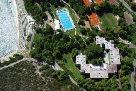 panoramica hotel degli Ulivi