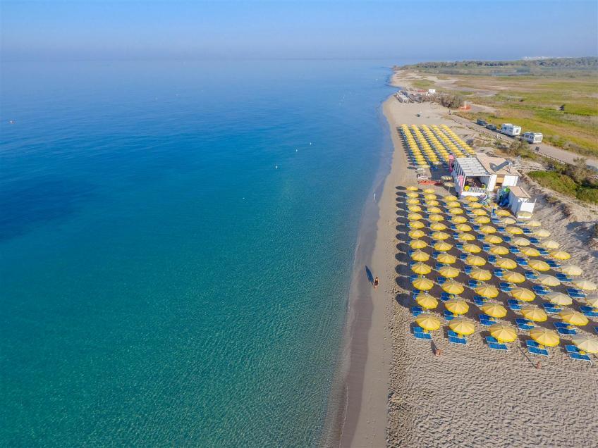 Spiaggia Nicolaus Club La Giurlita