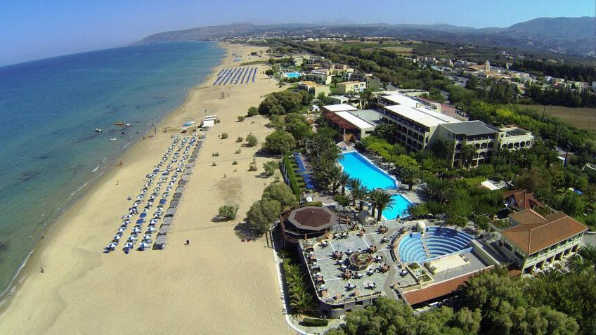 panoramica resort Nicolaus Club Maremonte Beach Hotel