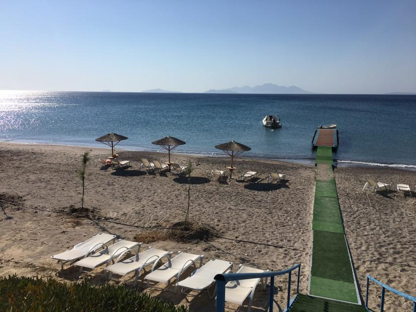 spiaggia isola mare  Nicolaus Club Prime Royal Bay